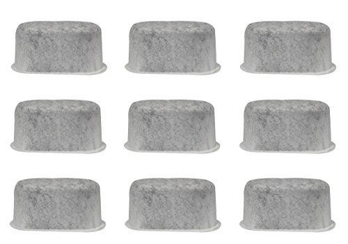 bvanq Ersatz Charocal Kaffee Filter, ersetzt KitchenAid kcm22wf Filter passend für KitchenAid Kaffeemaschine kcm222, kcm223, kcm1402er 14-cup Set of 9 - 14-cup-ersatz