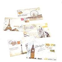 Lychee Cartoline Paesaggio d