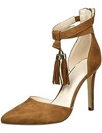 Bianco Tassel Sandal 35-49243, Escarpins Bout Fermé Femme