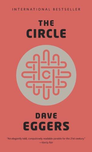 Buchseite und Rezensionen zu 'The Circle' von Dave Eggers