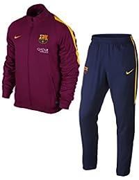 Nike FCB Rev Wvn Tracksuit - Chaqueta Fútbol Club Barcelona 2015 2016 para  Hombre fe08c0fd051
