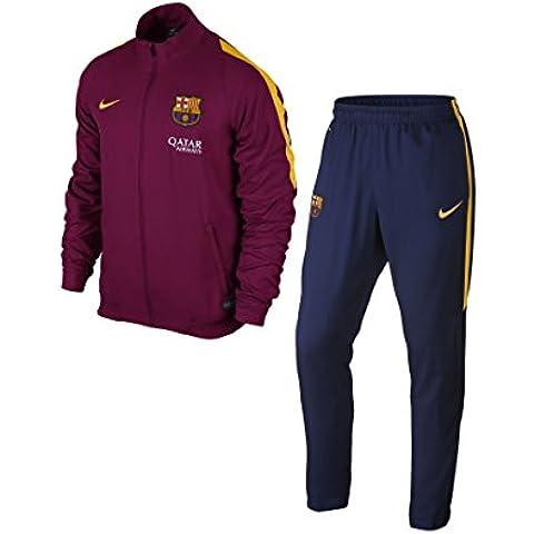 Nike Fcb Rev Wvn Tracksuit - Chaqueta Fútbol Club Barcelona 2015/2016 para hombre