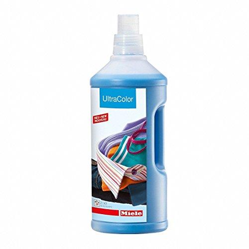 Miele 10223580 Waschmittel UltraColor mit Farbschutzformel für leuchtende Farben / Beste Waschergebnisse bei 20/30/40/60 °C
