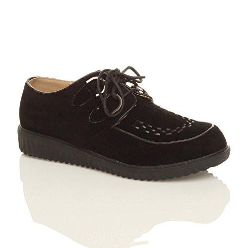 Plateau Chaussures Pour Design Avec Femmes Compensé Plates Avec Yyvb6gIf7