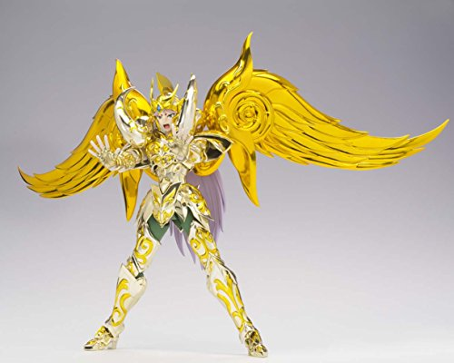 Mu Armadura Aries New Cloth Figura 18 Cm Saint Seiya Myth Cloth Ex Soul of Gold 4