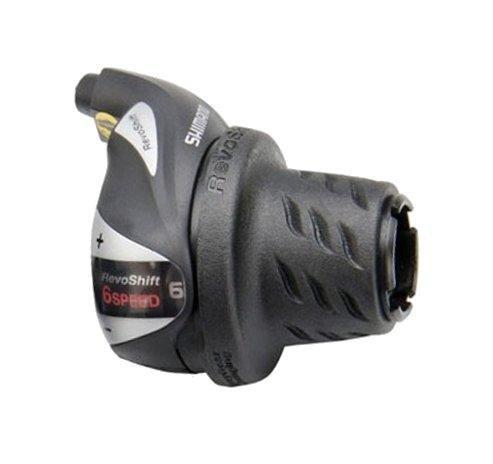 Cambio Shimano Manetti DX Revoshift per bicicletta - Disponibile a 6V - 7V (6 Velocità)