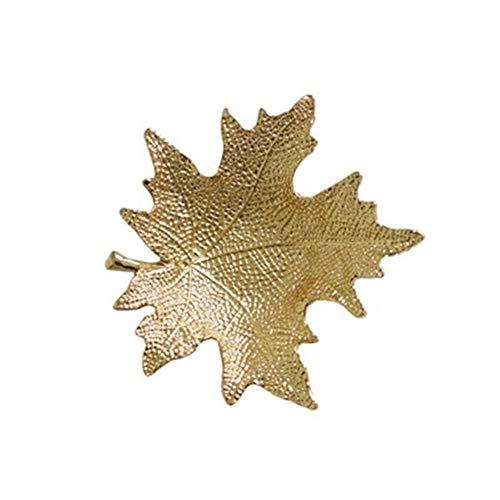 Preisvergleich Produktbild YANODA Moderne Einfache Legierung Zigarette Aschenbecher Goldschmuck Ring Goldschmuck Ring Tablett Haushaltsgegenstände (Color : 2,  Size : 11x10cm)
