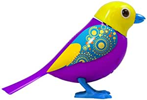 Silverlit DigiBird Oiseau numérique avec anneau sifflet