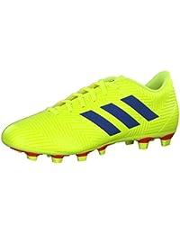 outlet store 1ec04 5f82f adidas Nemeziz 18.4 FxG, Botas de fútbol para Hombre