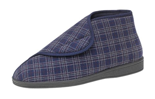 Sleepers , Chaussons pour homme Bleu - Blu (Blu)