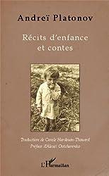 Récits d'enfance et contes
