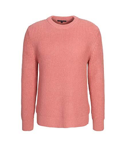 drykorn pullover herren Drykorn Herren Pullover Hendry in Rosa 58 Rose XL