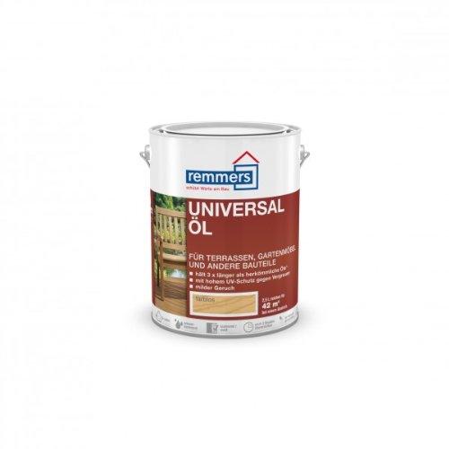 Preisvergleich Produktbild Remmers Gartenholz-Öl - Universal-Öl farblos 5L