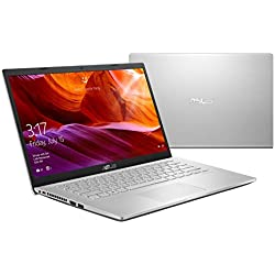 "Asus Vivobook S S409UA-EK054T PC Portable 14"" FHD (Intel Core i3-7020U, 8Go de RAM, 256Go SSD, Windows 10) Clavier AZERTY Français"