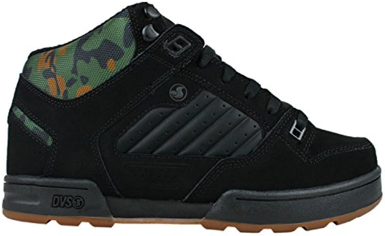 DVS Skateboard Shoes MILTIA BOOT BLACK CAMO