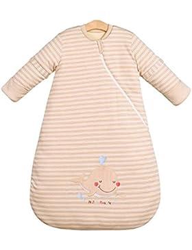 Chils uessy Baby Sacco Nanna Invernale 3.5Tog anteriore e posteriore 2.5Tog In GOTS Bio cotone sacco a pelo,...