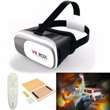 gzdl VR Box 2nd Virtual Reality Headset 3D Video Film Spiel Gläser + Fernbedienung Controller für 8,9cm-6