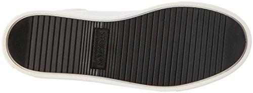 Stokton 655-d, Scarpe da Ginnastica Basse Donna Bianco (Bianco+ Cdf)