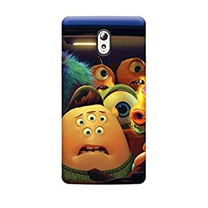 CaseLite Premium Printed Mobile Back Case Cover With Full protection For Lenovo Vibe P1M (Designer Case)