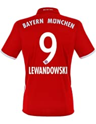 Trikot Adidas FC Bayern München 2016-2017 Home - Lewandowski 9