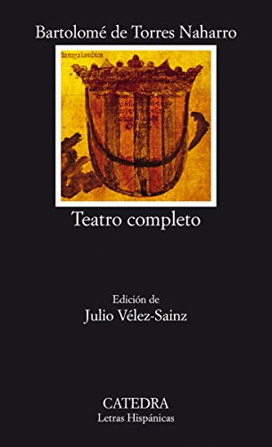 Teatro completo (Letras Hispánicas nº 728)