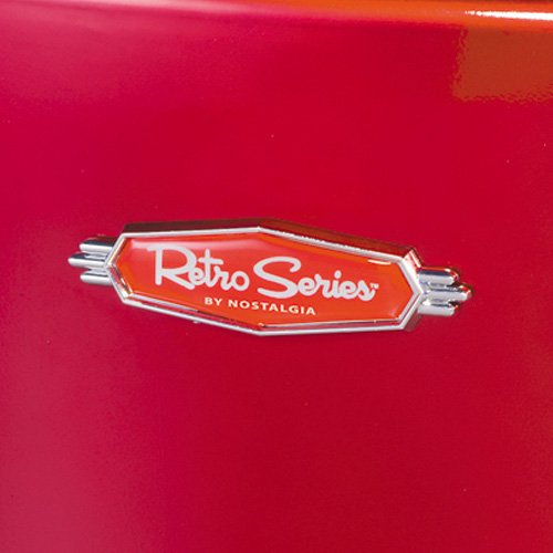 41mqUx0iqZL. SS500  - Smart RHDT700 Red Retro Pop-Up Hot Dog Toaster Party Appliance, Metal
