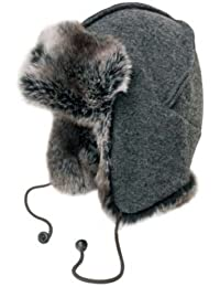 66° North rodmann gorro Kaldi Arctic tiene, otoño/invierno, unisex, color Gris - gris ceniza, tamaño 2
