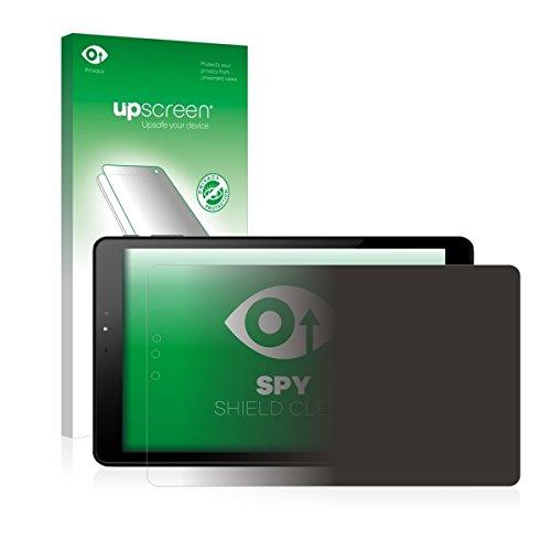 upscreen Spy Shield Clear Blickschutzfolie / Privacy für Allview Viva H1002 LTE (Sichtschutz ab 30°, Kratzschutz, selbstklebend)