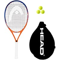 Junior Head Radical 26 Raqueta De Tenis De Andy Murray + 3 Pelotas De Tenis