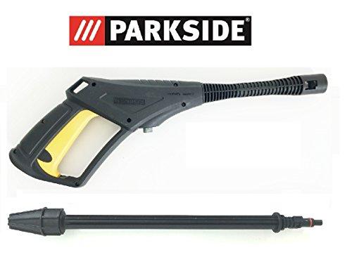 Spritzpistolen-Set (Pistole und Hochdruckdüse) Parkside Hochdruckreiniger PHD 150 A1 B2 C2 D3