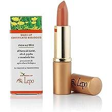 LEPO - Certified Organic Pintalabios - No.90 - Hecho con manteca de karité,