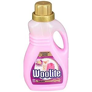 Woolite Feinwaschmittel für Wolle und Feines, 1000 ml