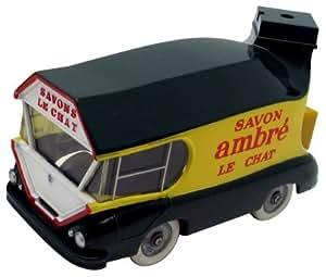Cij - C50200 - Véhicule Miniature - Renault 1400 Kg - Camion - Savon Ambré Le Chat - Echelle 1/43