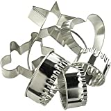 Dexam Assorted cookie cutters Set of 6