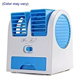 #9: Absales Mini Fragrance Cooling Fan (White:Blue)