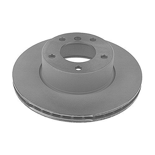 Preisvergleich Produktbild febi bilstein 10753 Bremsscheibensatz (vorne, 2 Bremsscheiben), innenbelüftet, Lochzahl 5