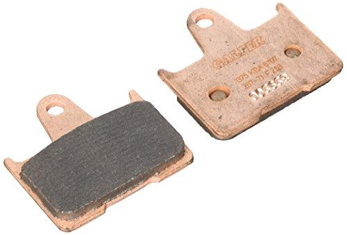 Pastiglie freno galfer fd267Sinter metallo hinten fd267-g1371KBA-al-g1371fd267al -