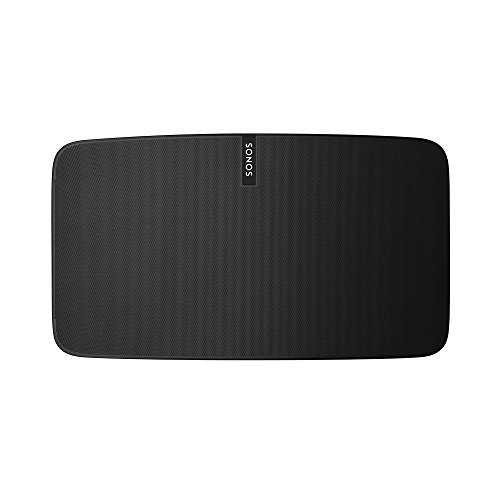 Sonos PLAY:5 I Klangstarker Multiroom Smart Speaker für Wireless Music Streaming (weiß) - 2