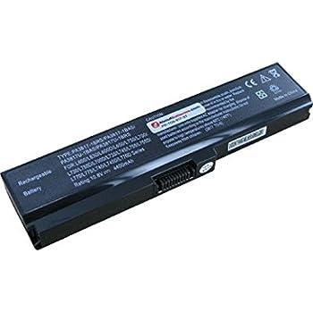 Batterie pour TOSHIBA SATELLITE C650-17N, 10.8V, 4400mAh, Li-ion