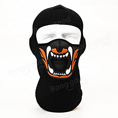 Frontier Ninja Balaclava CS Wandern Snowboard Cap Unisex Winter warme volles Gesichts Abdeckungs Ski Mask