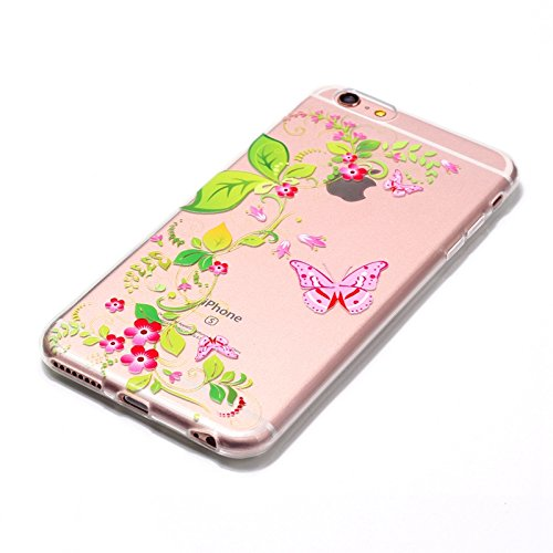 custodia iphone 7 farfalle