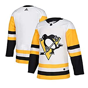 adidas Pittsburgh Penguins Authentic Pro NHL Trikot Away
