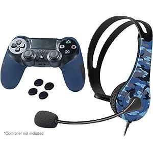iMW Military-Set – Blau – PlayStation 4