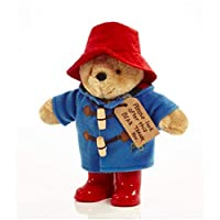 Rainbow Designs PA1489 Paddington_Bear Plush Toy, Blue, 24cm