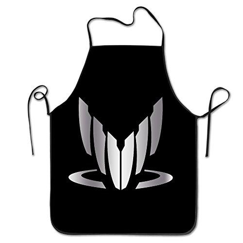 ATMEAO Mass Effect Spectre Platinum Logo Küche Backen Schürze