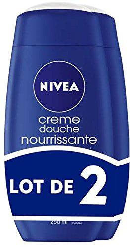 Nivea Crème Douche Nourrissante 2x250 ml