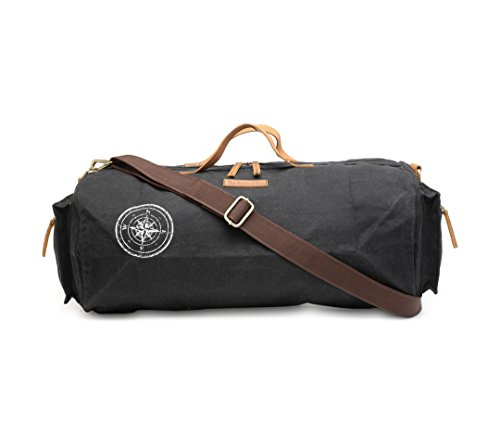 9ce4f35bebf7 Valentine s Week Offer- Mboss Leather Brown Travel Duffle – Indian ...