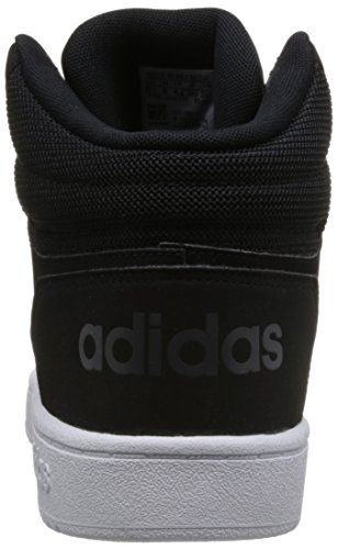 adidas Vs Hoops Mid 2.0, Chaussures de Gymnastique Homme Noir (Core Black/core Black/carbon S18 Core Black/core Black/carbon S18)