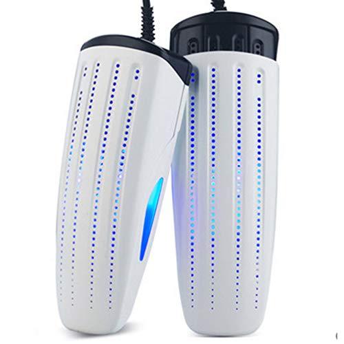 Geschwindigkeit Elektrische Feld (CANAVA Schuh Boot Trockner Elektrisch, Desodorierung Uv Sterilisationszeitfunktion Durable Premium Schuhtrockner für Erwachsene)