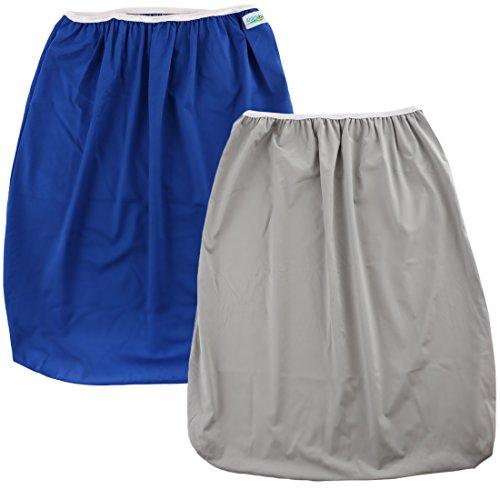kf-baby-2pc-reusable-large-waterproof-pail-liner-cloth-diaper-laundry-bag-set